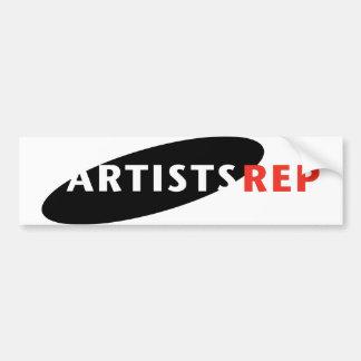 Artists Repertory Theatre Portland Oregon Theaters Bumper Stickers