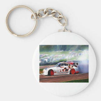 ARTPHOTO_WRAITH_DRIFTER BASIC ROUND BUTTON KEY RING