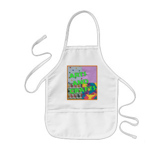 Arts and Crafts Kids Apron