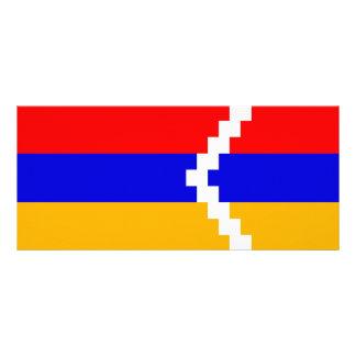 Artsakh (Nagorno-Karabakh) Flag Rack Card