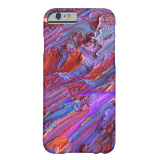 Artsy Abstract Barely There iPhone 6 Case