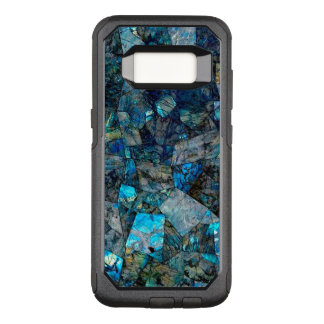 Artsy Abstract Labradorite Gems Galaxy S8 Case