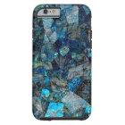 Artsy Abstract Labradorite Gems iPhone 6/6s Case