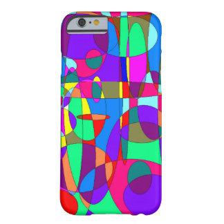 Artsy Barely There iPhone 6 Case