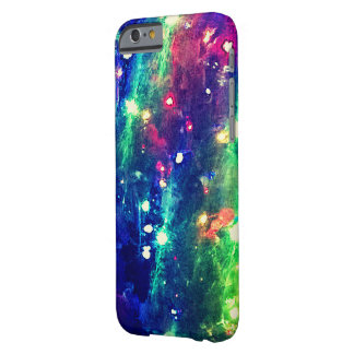 Artsy Christmas Tree Barely There iPhone 6 Case