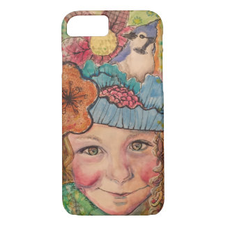 Artsy, colorful phone case