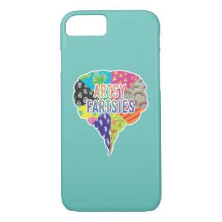 Artsy Fartsies iPhone 7 Case