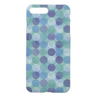 Artsy Geometric Circles Pattern iPhone 7 Plus Case