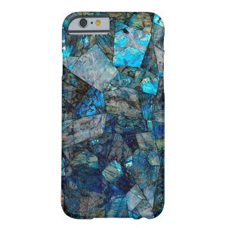 Artsy Labradorite Abstract Gems iPhone 6 Case