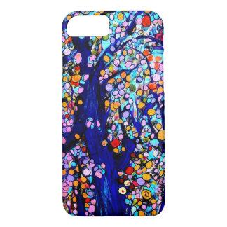 Artsy Labradorite Abstract Gems iPhone 7 Case