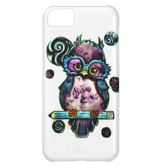 Artsy Owl iPhone 5C Case