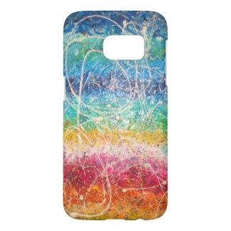 Artsy phone case Samsung S7
