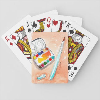 Artsy Playing Cards