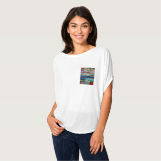 Artsy Pocket Blouse T-Shirt