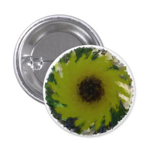 Artsy Sunflower Pins