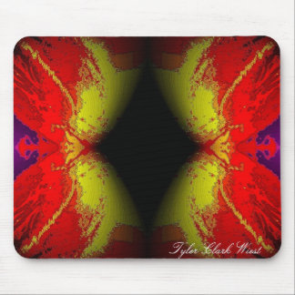 ARtsy wave Mouse Pad