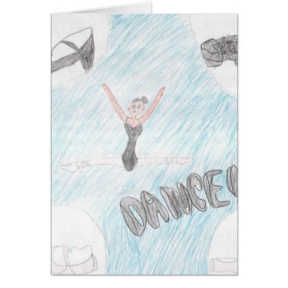 Artwork Contest notecard Greeting Card