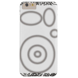 Artwork on  phonecase barely there iPhone 6 plus case