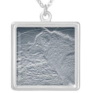 artwork wolf jewelry