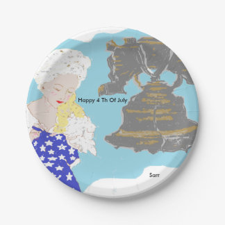 Artworksby_Sarr752 7 Inch Paper Plate