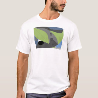 Arty Abstract T-Shirt