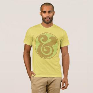 Arty Ampersand PAGA artwork T-Shirt