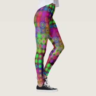 Arty pulps leggings