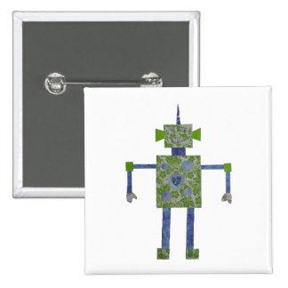 Arty Robot Button