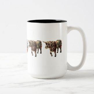 """Arty the Ox"" 15 oz mug"