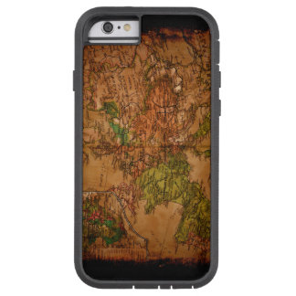 Arty Vintage Old World Map of Europe 1740 Tough Xtreme iPhone 6 Case