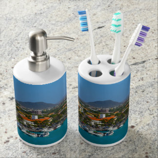 Aruba Bathroom Set