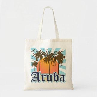 Aruba Beaches Sunset Tote Bag