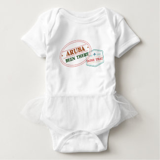 Aruba Been There Done That Baby Bodysuit