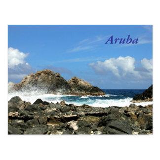Aruba, Caribbean Postcard