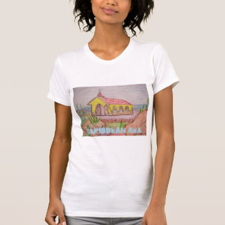 Aruba caribbean sea T-Shirt
