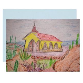 Aruba Church Card