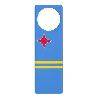Aruba Flag Door Hanger
