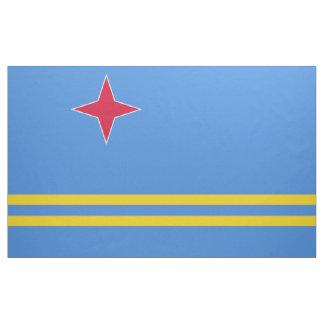 Aruba Flag Fabric