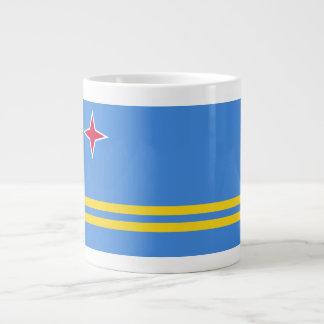 Aruba Flag Giant Coffee Mug