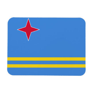 Aruba Flag Magnet
