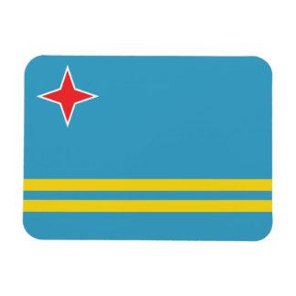 Aruba Flag Premium Magnet