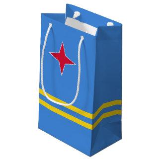 Aruba Flag Small Gift Bag