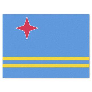 Aruba Flag Tissue Paper