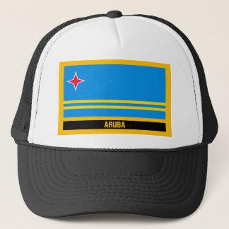 Aruba Flag Trucker Hat