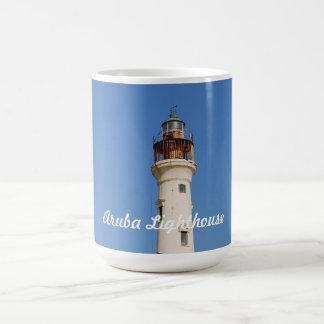 Aruba Lighthouse Mug