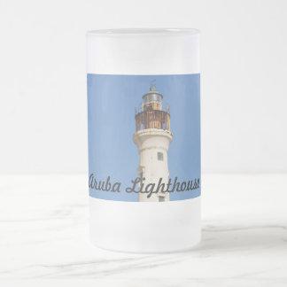 Aruba Lighthouse Coffee Mugs