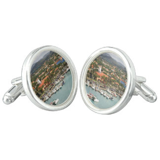 Aruba Marina Cuff Links