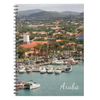 Aruba Marina Notebook
