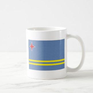 Aruba National Flag Coffee Mug