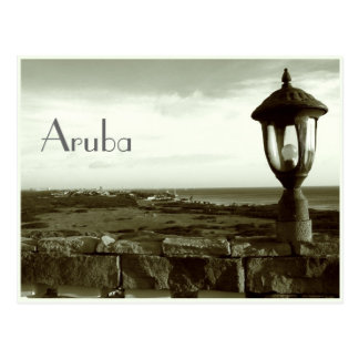 Aruba Nights Postcard